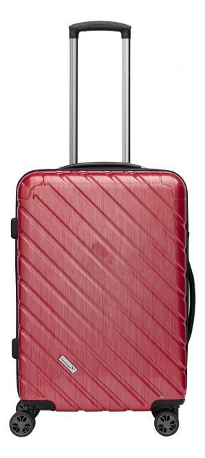 Premium Koffer L Rot Metallic
