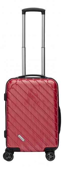 Premium Koffer M Rot Metallic