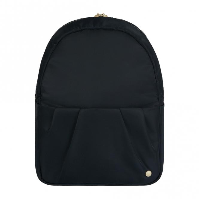 Anti-Theft Convertible Backpack Black
