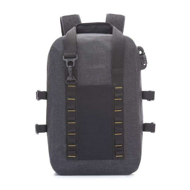 25L Rucksack mit RFID-Schutz Charcoal