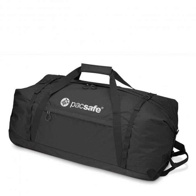 AT 45 - Anti-theft carry-on adventure duffel Schwarz