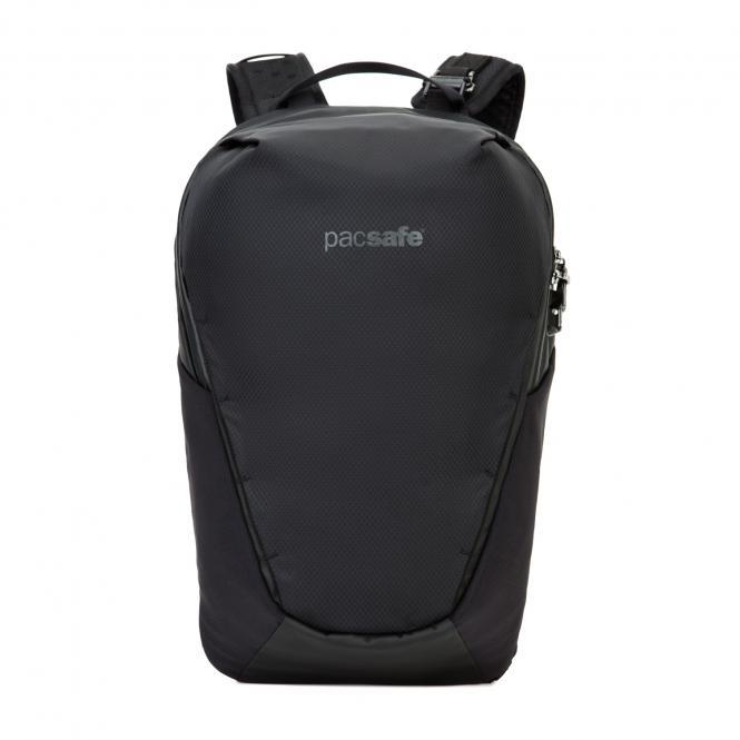 18 Rucksack RFID-Schutz Black