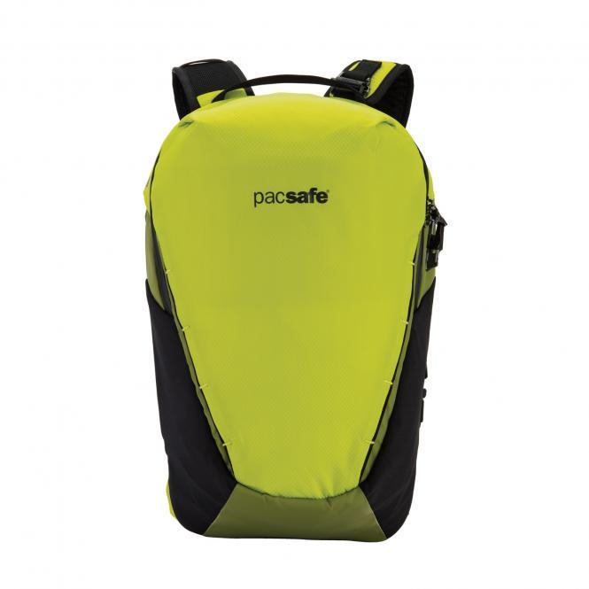 18 Rucksack RFID-Schutz Python Green