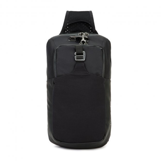 sling pack mit RFID-Schutz Black