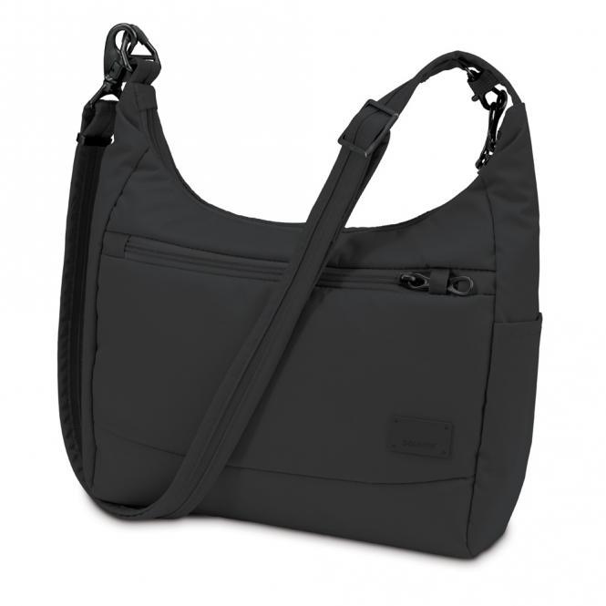 CS100 Anti-Diebstahl Reisehandtasche Black