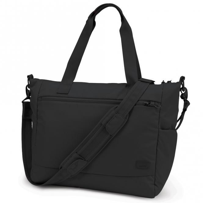 CS400 Anti-Diebstahl Reisehandtasche Black