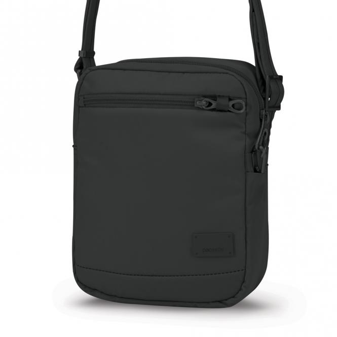 CS75 Anti-Diebstahl Cross-Body Reisetasche Black
