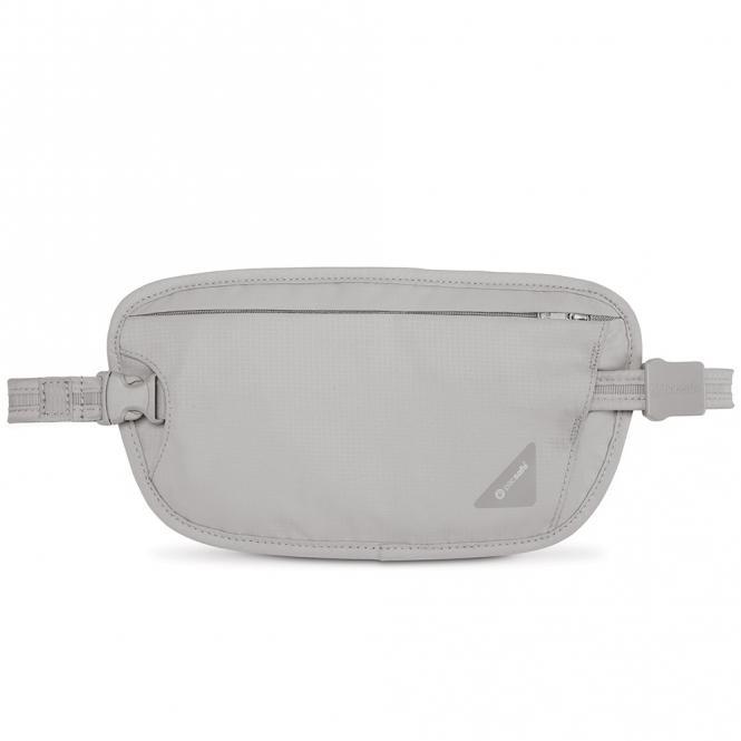 X100 RFID-blockierende Taillen-Geldtasche Neutral Grey