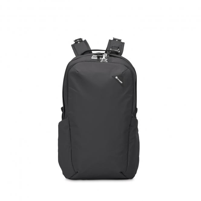 Anti-theft 25L Rucksack Black
