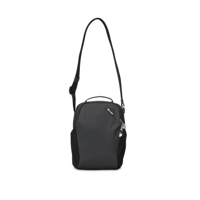 Anti-theft compact travel bag Reisetasche Black