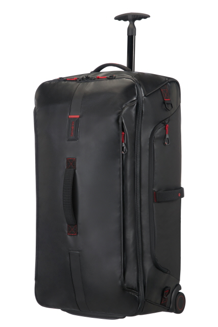Reisetasche mit Rollen 79cm Black