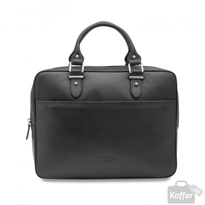 Damen Laptoptasche 26 cm Schwarz