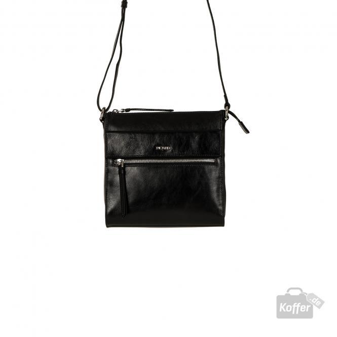 Damentasche 9049 Schwarz
