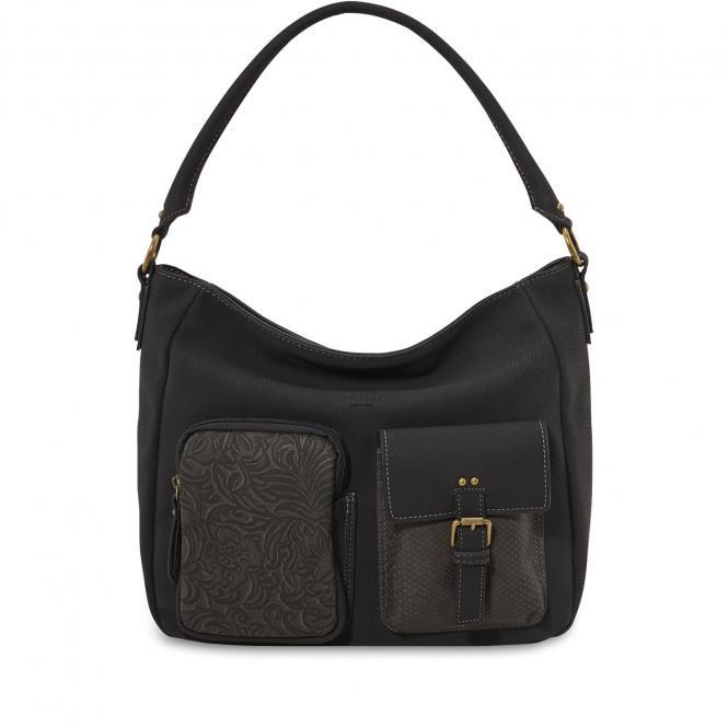 Damentasche 2313 schwarz