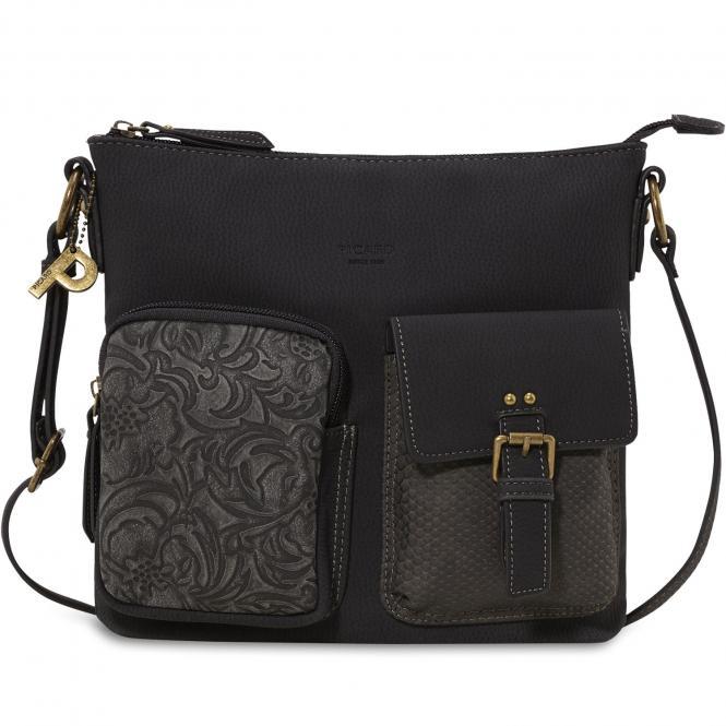 Damentasche 2315 schwarz