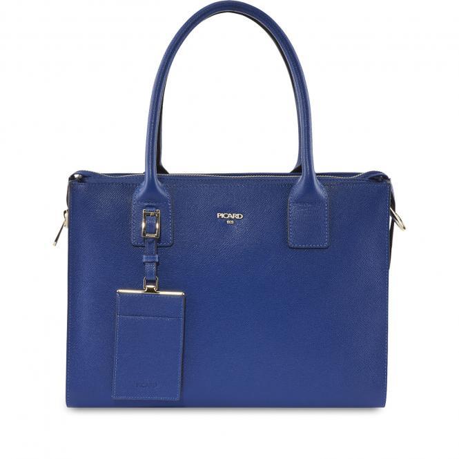 Damentasche Leder 8744 Atoll