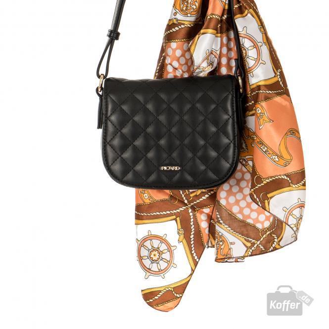 Damentasche 2476 Schwarz