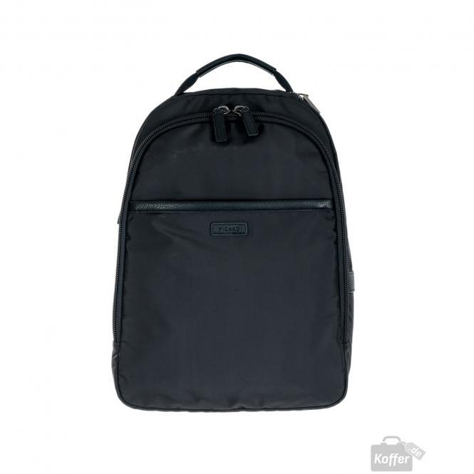 Laptop Rucksack 2961 schwarz