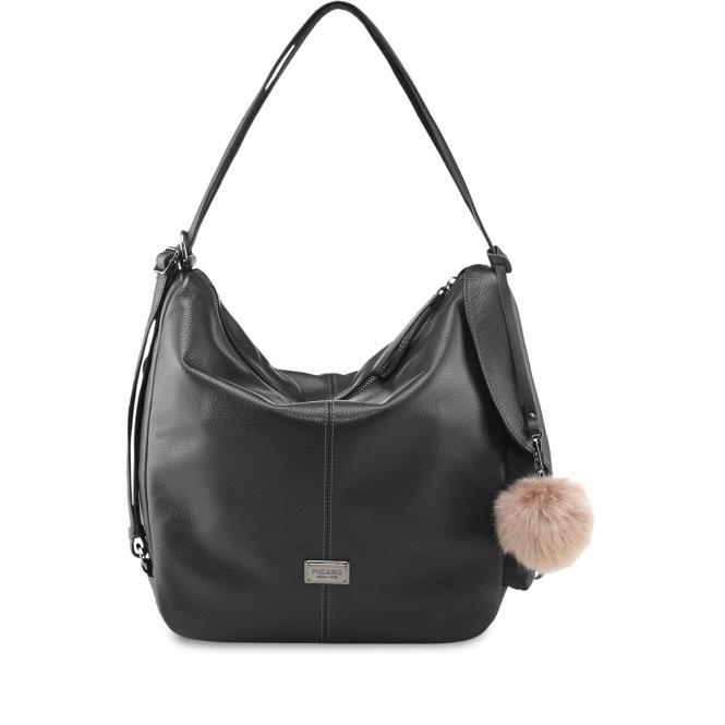 Damentasche 8686 Schwarz