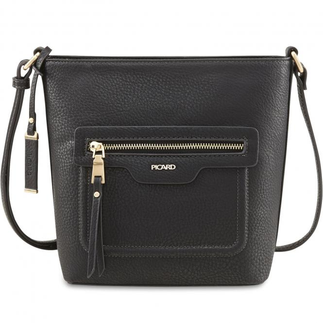 Damentasche 2451 Schwarz