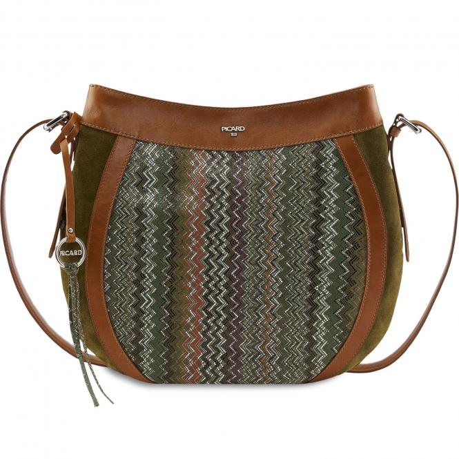 Shopper 4430 Olive-Mix
