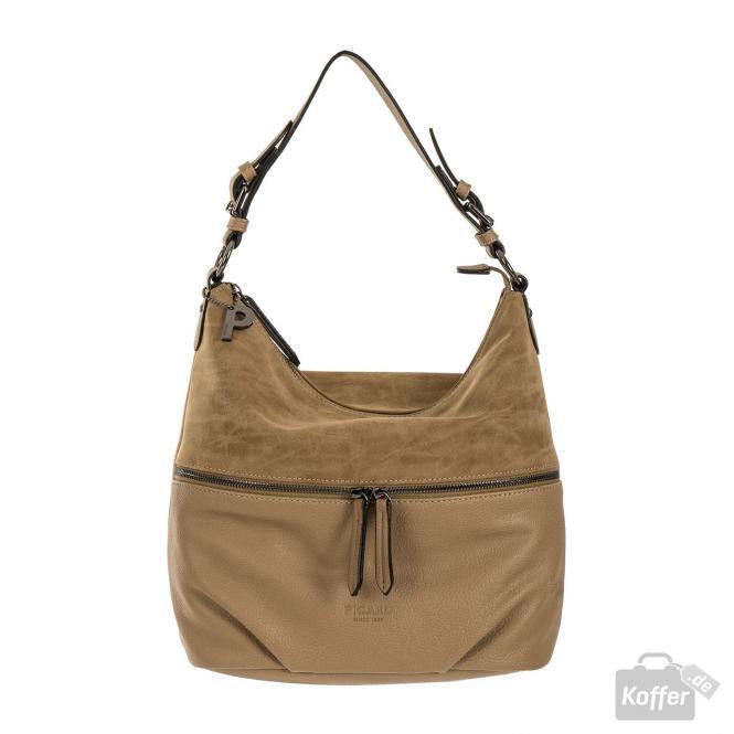 Damentasche 2242 Nougat