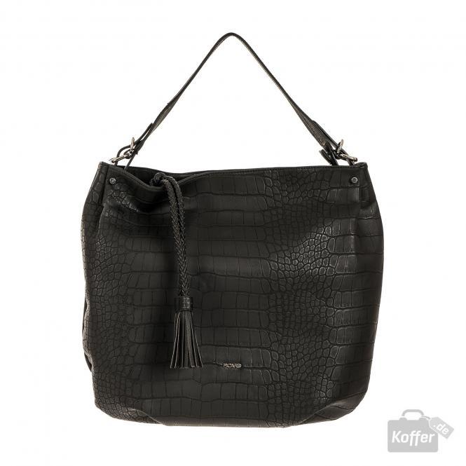 Damentasche 2423 Schwarz