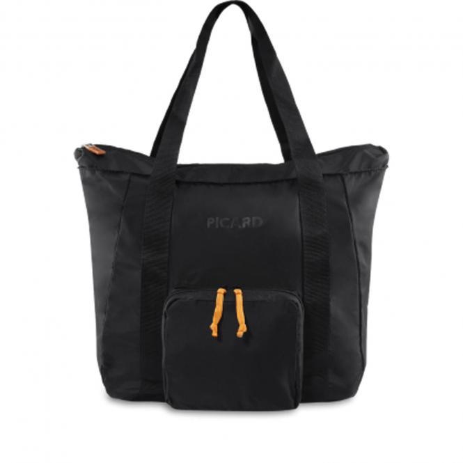 Falt-Shopper 2488 schwarz