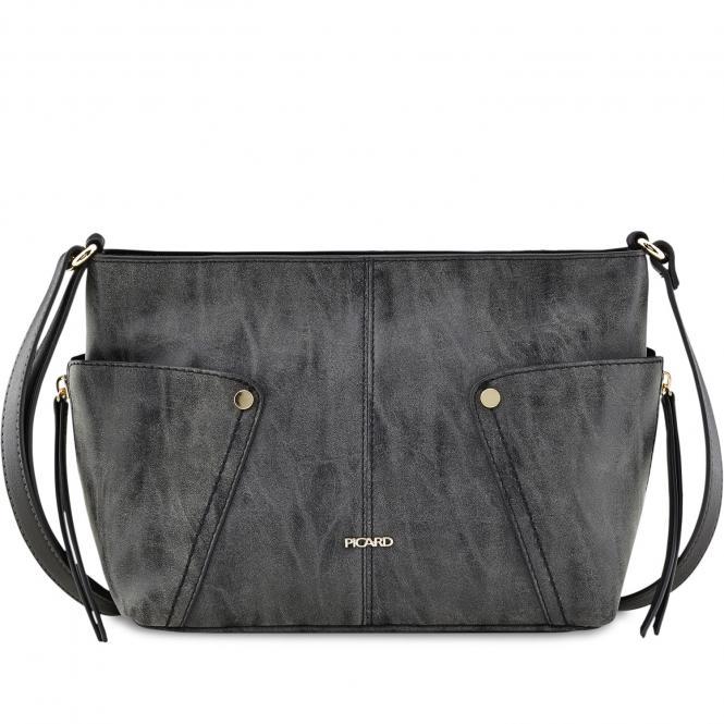 Damentasche 2405 Schwarz