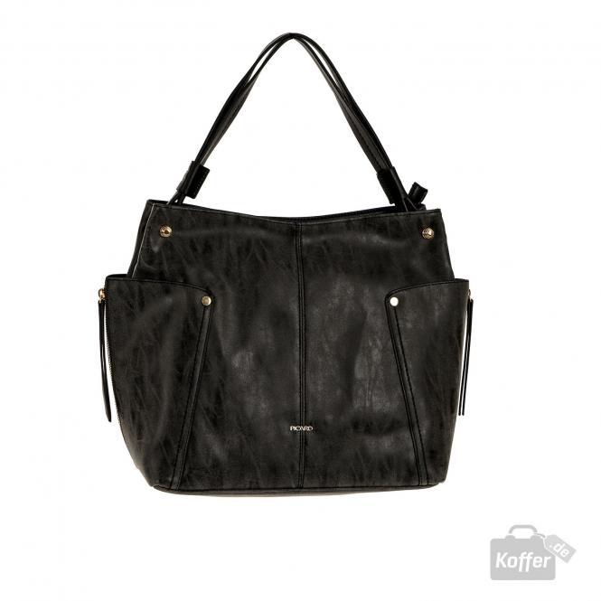 Damentasche 2406 Schwarz