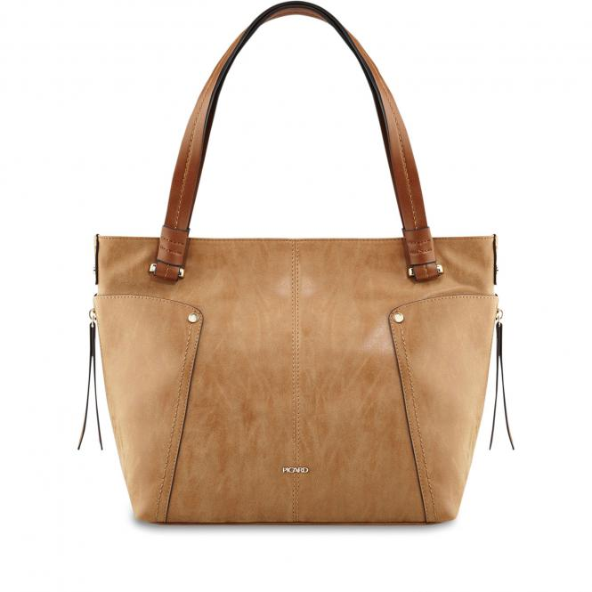 Shopper 2404 Cognac