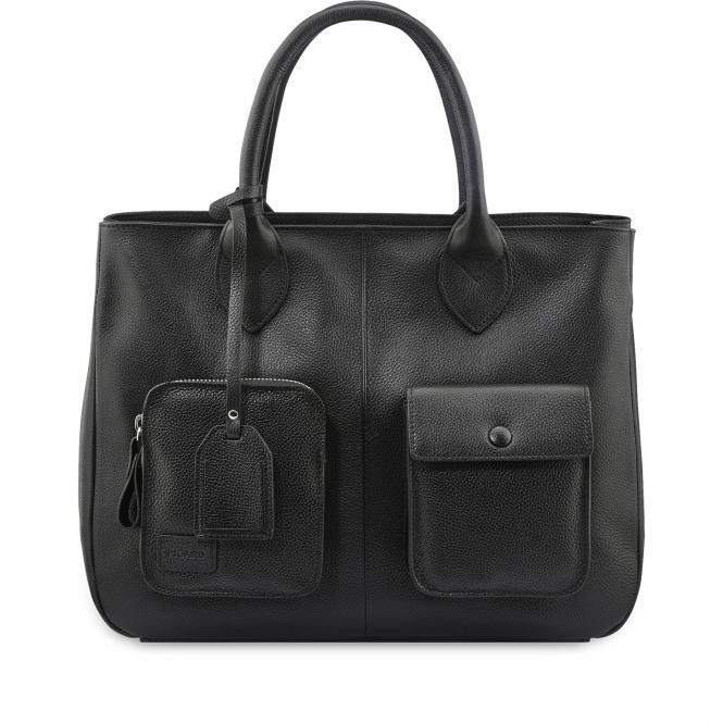 Damentasche 8263 Schwarz