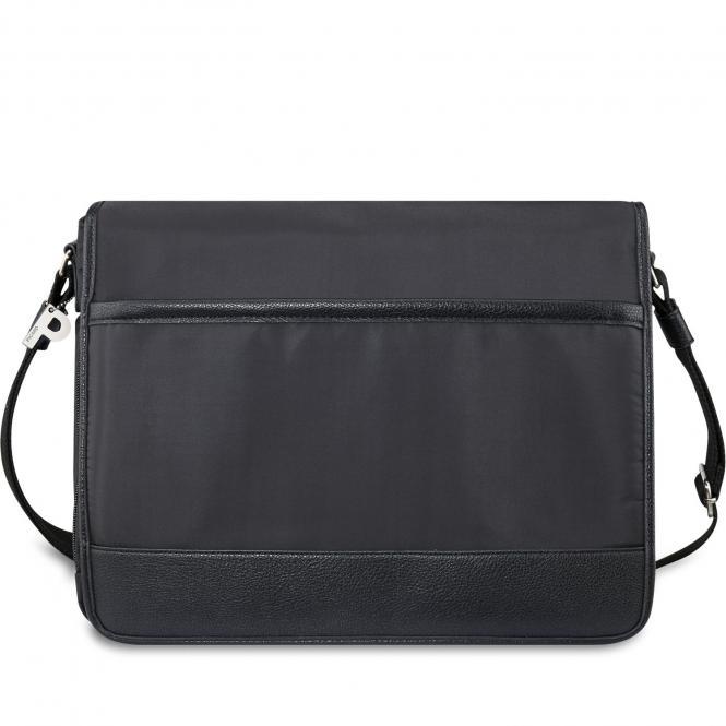 """Messengerbag 2277 mit Laptopfach 14.1"""" schwarz"""