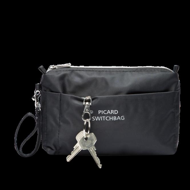 Tasche in der Tasche 7838 Schwarz
