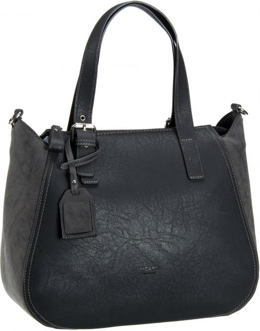 Damentasche 35 cm 2228 schwarz