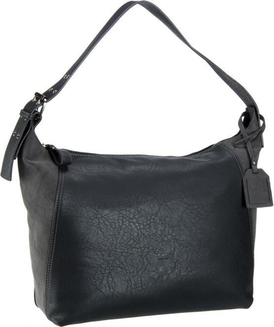 Damentasche 37 cm 2230 schwarz