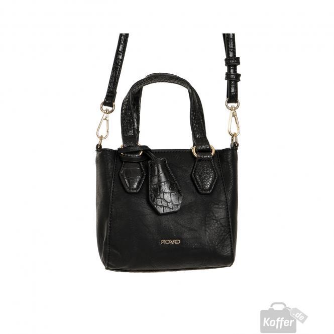 Damentasche 2084 Schwarz