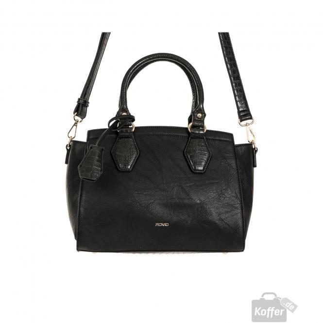 Damentasche 2082 Schwarz