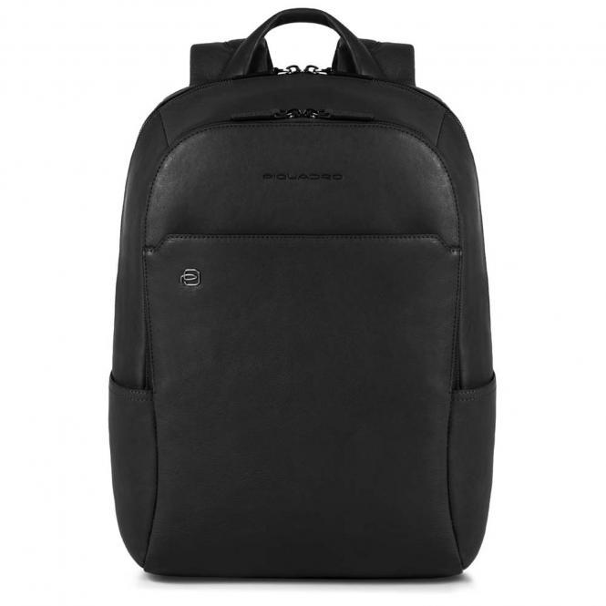 """Laptoprucksack 14"""" mit CONNEQU-Anhänger schwarz"""