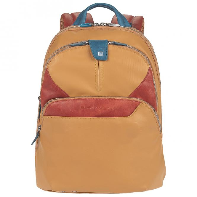 Laptoprucksack saffron yellow