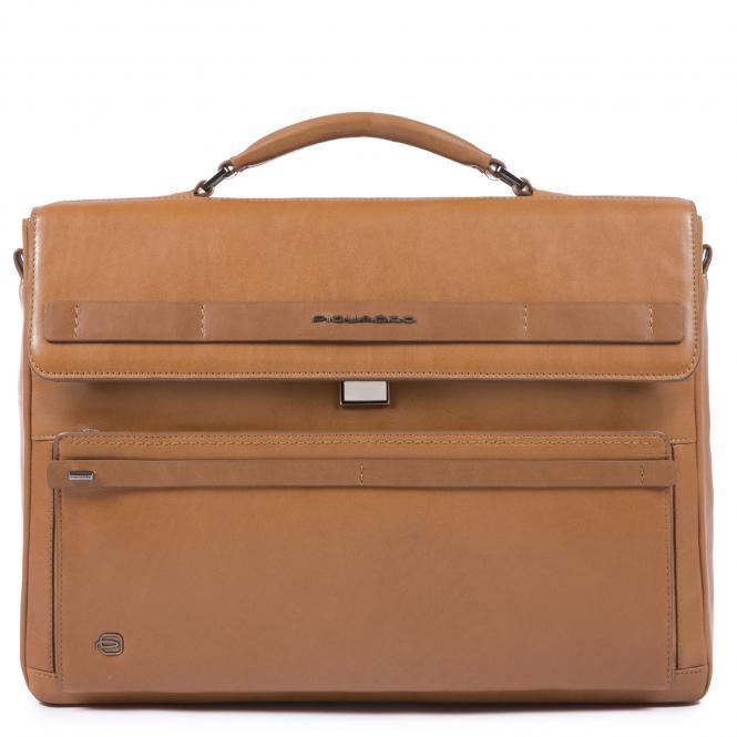 Laptoptasche mit iPad®10,5''/14 Zoll-Fach lohfarben