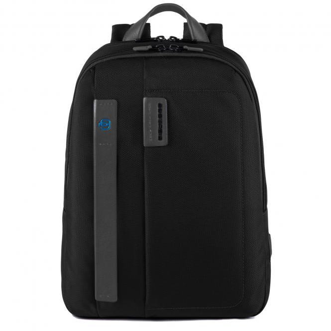 """Kleiner Laptoprucksack 14"""" schwarz"""