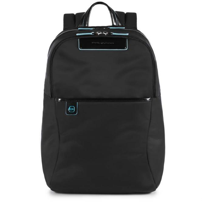 Rucksack mit herausnehmbarer PC-, iPad®Pro/iPad®mini-Hülle mit Orga-Fächern schwarz