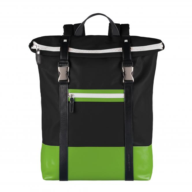 Laptop-Rucksack black