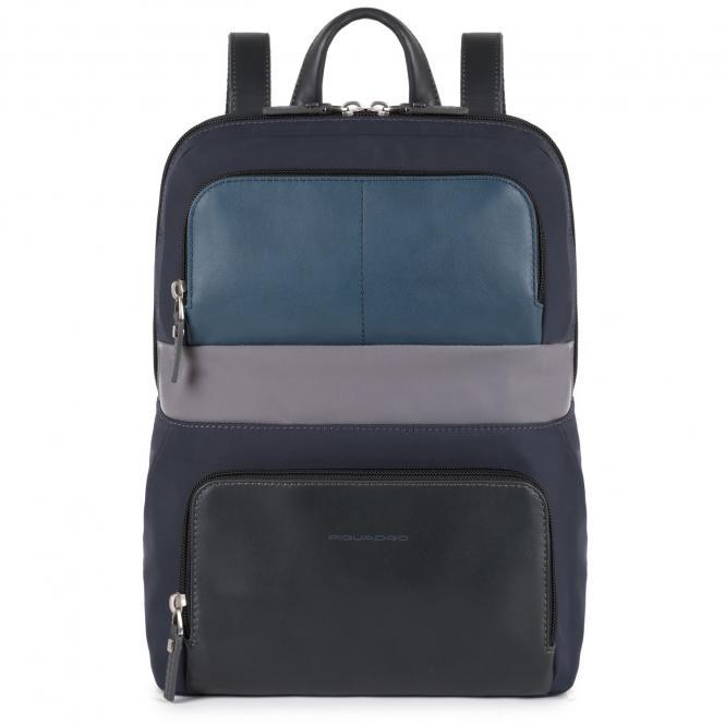 """Kleiner Rucksack mit Laptopfach 11"""" blu"""