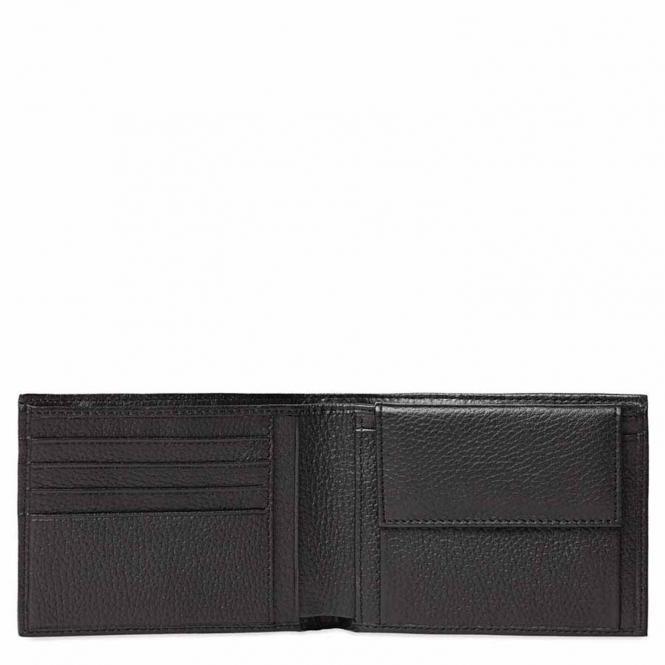 Herrengeldbörse mit Münzfach und Kleingeldfach