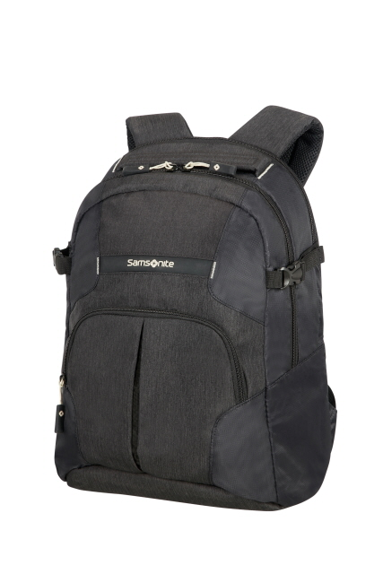 "Laptop Rucksack M 15,6"" Black"