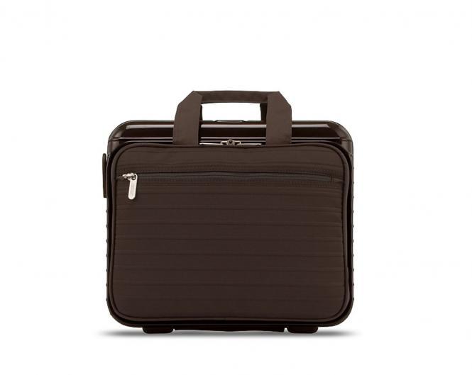 Notebook Tasche Braun