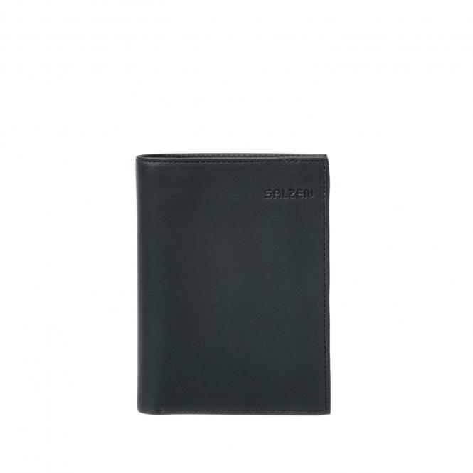 Trifold Wallet Total Black