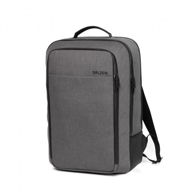 """Business Backpack 15,6"""" Storm Grey"""
